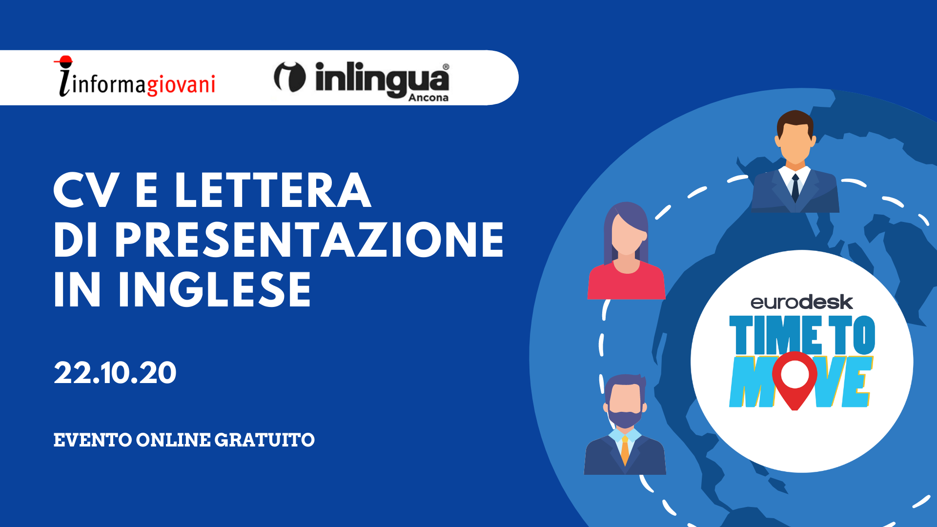 Cv E Lettera Di Presentazione In Inglese Informagiovani Ancona