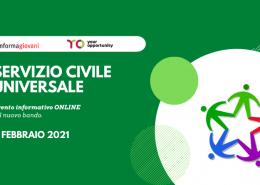 evento servizio civile universale 2020