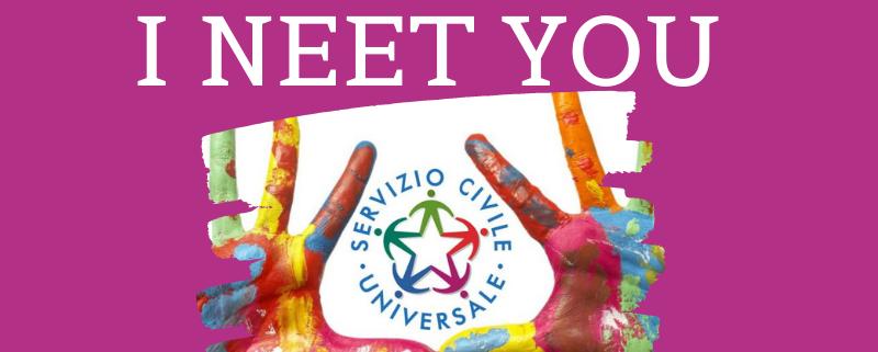 Servizio civile neet garanzia giovani marche 2021